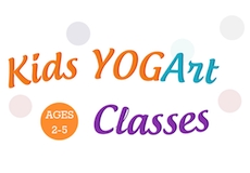 YOGArt Classes at YogaButtons